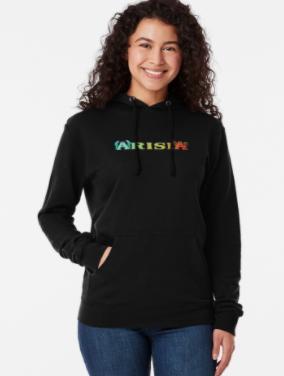 Arisia logo hoodie
